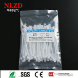 RoHS, Ce, Ai, UL Certificated Nylon PA66 Attaches à câble Zip Ties