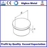 Capuchon d'extrémité pour barrière en verre pour tube de 38,1 mm