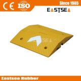 Preto Amarelo Altura 75 Milímetros de Borracha Seta Estrada Speed Bump