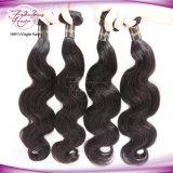 Unprocessed Good Quality Virgin Wholesale Extension de cheveux péruvienne