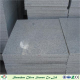 De Plakken van het Graniet van de Leverancier van China G603 voor Tegels/de Stappen/Countertops van de Trede