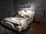 Europan様式の革柔らかいベッド(SBT-29)