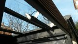 Patio de infrarrojos calefactores exterior del techo de la Ce SAA
