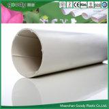 Tubo de pared sólido espiral interior de alta calidad de PVC