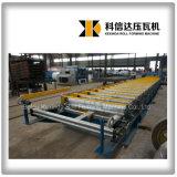 Rolo da telha do metal do telhado Kxd-1000 que dá forma à máquina