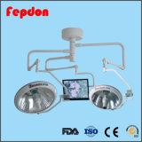 Luz Shadowless del techo principal doble con FDA (ZF700 500)