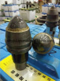Bits de estaca do bit Drilling de rocha do carboneto do bit de Yj-145atcutting