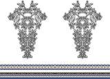 Digital-Textildrucken-Gewebe-Polyester-Gewebe 100% (PF-037)