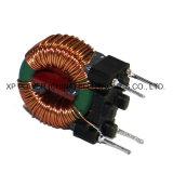 Inductor toroidal de la bobina de estrangulación