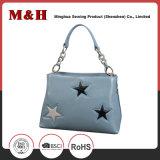 Draagbare Gemerkte Ontwerper Dame Handbag met Ster en Verschillende Kleuren