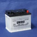 Batterie d'acide de plomb chargée sèche DIN62 12V62ah de batterie de voiture