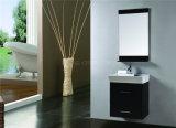 N&L moderner hölzerner Badezimmer-Eitelkeits-Schrank