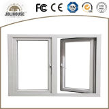Tissu pour rideaux personnalisé par usine Windows de la bonne qualité UPVC