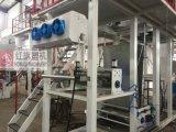 회전하는 물 냉각은 맨 위 PP 필름 부는 기계를 정지한다