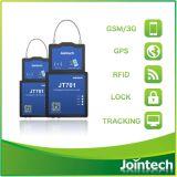 Perseguidor do fechamento da segurança da carga do equipamento do fechamento do selo de recipiente do GPS