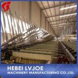 Proceso de producción de la pared de yeso químico y los dispositivos de maquinaria Lvjoe
