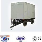Zym beweglicher Typ hohes Vakuumtransformator-Öl-Reinigungsapparat