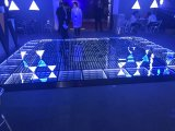 Wedding, fase di ballo, partito LED Digital Dance Floor magico