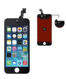 iPhone 5sの置換アセンブリLCDタッチ画面の計数化装置-黒のため