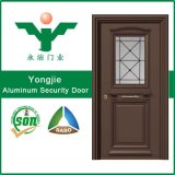 緩和された印刷のガラスドアのアルミニウム機密保護のドア