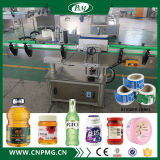 Automatic Food & Cosmetic Botellas redondas de la máquina de etiquetado