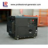 Leiser Dieselgenerator des einphasig-5kw