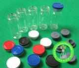 Het gesteriliseerde 10ml Flesje van het Glas dat voor het Opslaan van Injecteerbare Steroid Oliën wordt gebruikt
