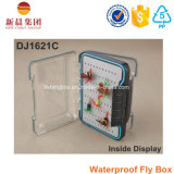 Waterproof Blue Color Fly Box