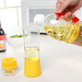 Multifuncional Silicone Oil & Sauce Bottle Bros de cebola para churrasco