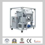 PLC de alta precisión del estilo de la industria de la energía y purificador de aceite del motor de VFD / aceite hidráulico que recicla la máquina con Ce