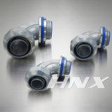 Тип угла разъема гибких спиральных трубков Hnx жидкостный плотно
