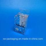 Китай подгонял малую коробку подарка пластичный упаковывать
