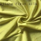 Costela de algodão Jersey tecido de seda