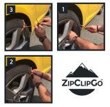 Schnee-Ketten Zipclipgo haftete Emergency Zugkraft-Hilfsmittel für Auto im Schlamm-Schnee oder dem Eis im falschen Wetter