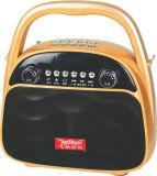 Mini altofalante de venda quente F4-6 de Bluetooth da bateria recarregável