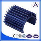 Dissipatore di calore di alluminio dell'espulsione di alta qualità