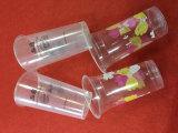 Impresión del envase de plástico que cuenta la empaquetadora