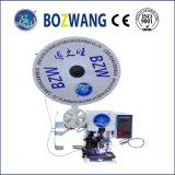 Обнажать провода Bzw-2t-D полуавтоматный и терминальная гофрируя машина