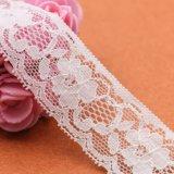 Bello tessuto del merletto di disegno operato per il vestito dalla biancheria intima della biancheria