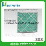 Filtro del vidrio de fibra del marco de Carboard