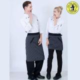 Coutume en gros faisant cuire des modèles d'uniformes de restaurant d'uniformes de chef