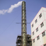 Toren FRP om het Gas van het Afval te behandelen