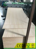 Fancy Plywood Embossed QC Red Oak 5mm pour meubles