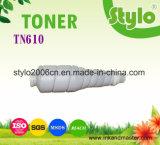 Cartucho de toner de calidad superior Tn 610 para el toner de Konica Minolta C6500