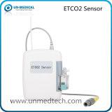 새롭 낮은 비용 해결책 외부 Sidestream Etco2 센서 (선택 TTL/RS232)