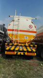 40000liter Fuel Tanker Semi Trailer 3 Axle - 베트남