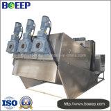 Machine Volute de asséchage de presse de cambouis industriel d'eau usagée de boisson