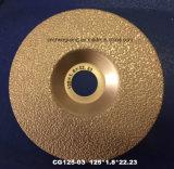 disco di molatura del diamante di 115mm per le pietre di marmo stridenti di Artticial e le mattonelle di ceramica
