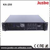 専門の可聴周波Ka250 4チャネルの電力増幅器