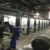 Hochgeschwindigkeitszylindertiefdruck-Drucken-Maschine für BOPP, Kurbelgehäuse-Belüftung, CPP, Haustier-Film